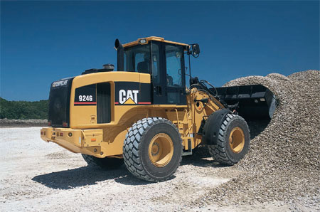 фото CAT 924G