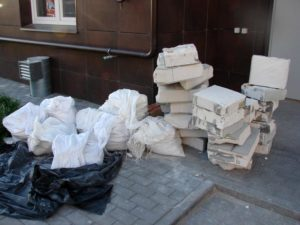 Фото строительного мусора